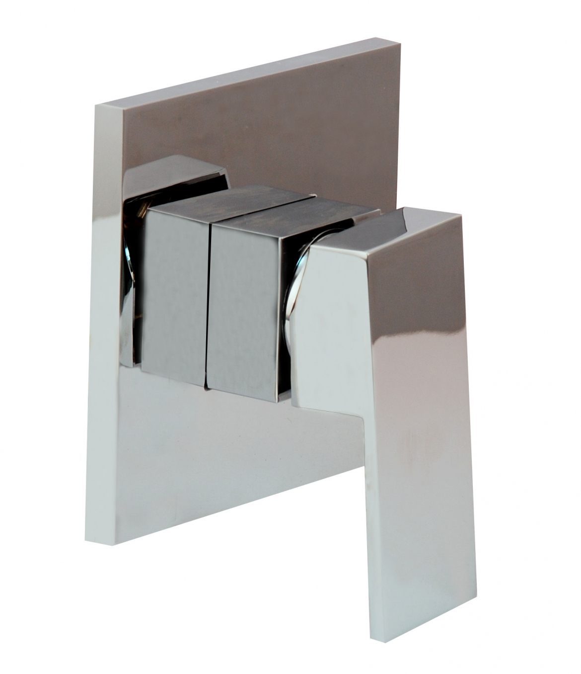 Square Shower wall mixer