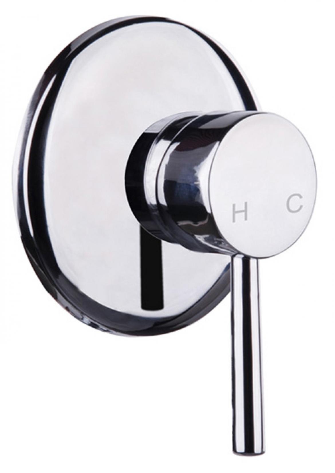 Round shower mixer-2