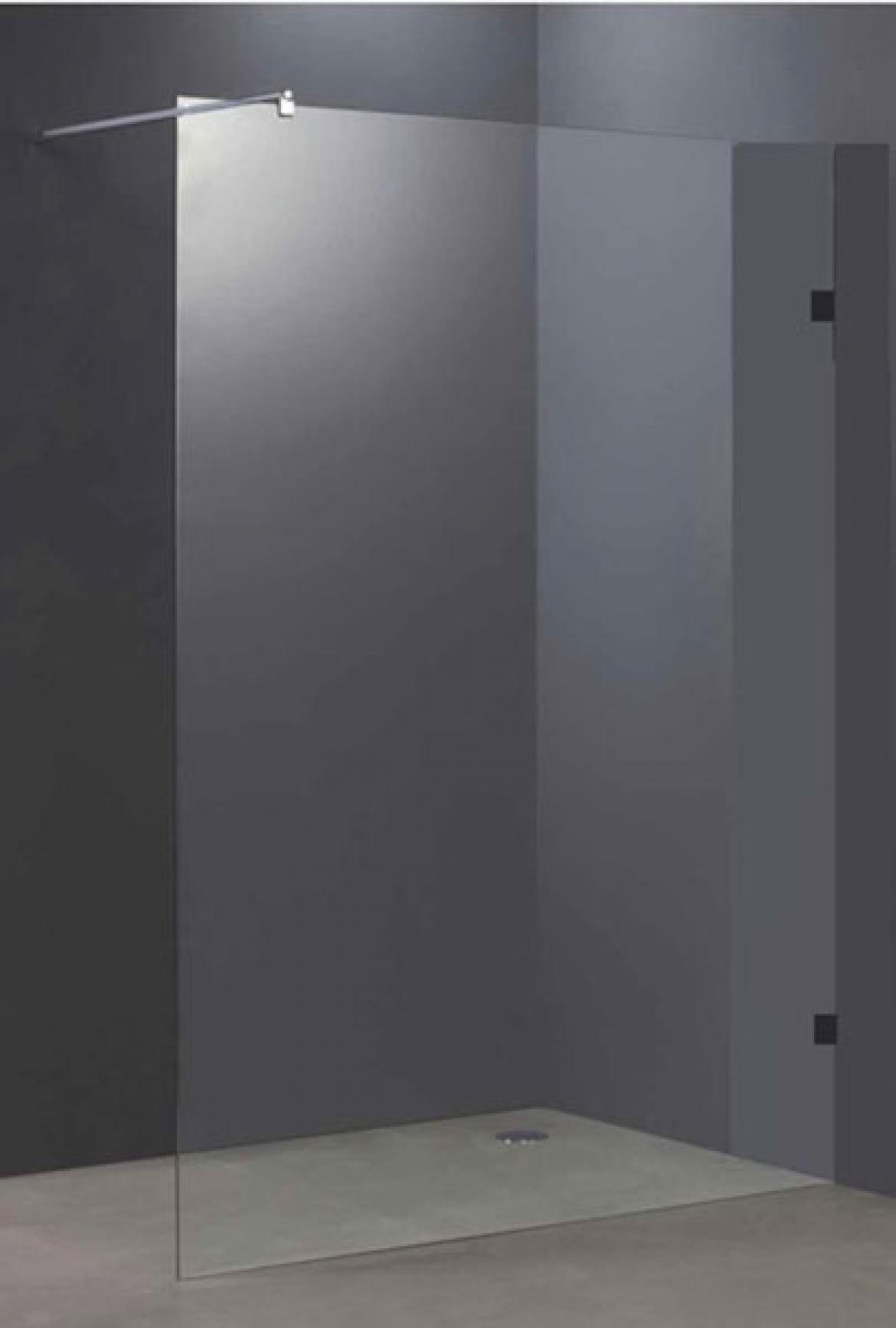 Walk in shower screen [1200 x 1950 mm]
