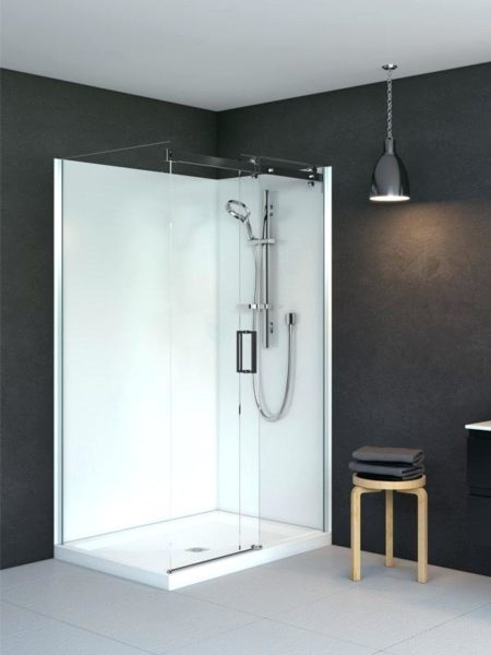 Shower Wall Liner [shower splashback]