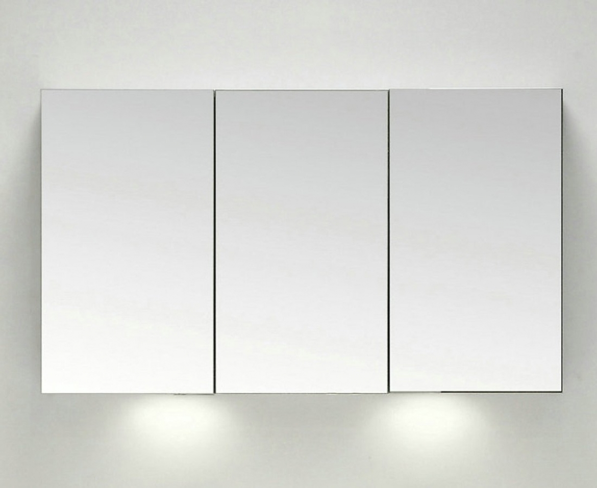 Mirror shaving cabinet  1200 mm